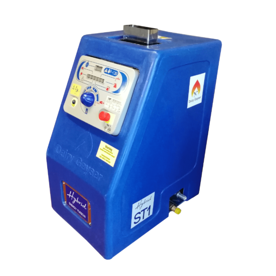 Dairy Geyser Model ST20L Oil Boiler
