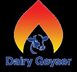 Dairy Geyser Water Heater Logo